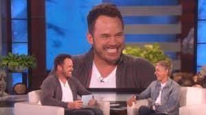 Chris Pratt Playing 'Speak Out' On The Ellen Show Is Brilliant