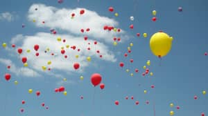Victoria Has Now Made It Illegal To Release Balloons Into The Air