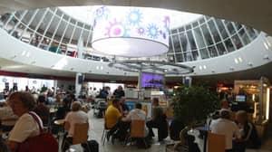 Early Morning Pints At UK Airports May Soon Be History