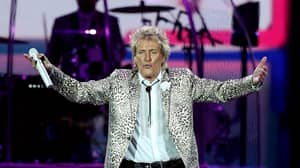 Sir Rod Stewart Makes Prince's Trust Winner Cry With Incredible £10k Donation
