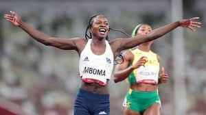 Former Athlete Demands Gender Test For Silver Medallist Christine Mboma Because She's Too Fast