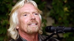 Sir Richard Branson Responds To Allegedly 'Motorboating' Singer