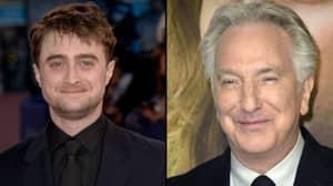 Daniel Radcliffe's Tribute To Alan Rickman Is Still Hard To Read
