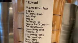 Man Whose Order Made Starbucks Employee Want To Quit Speaks Out About His Drink