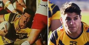 Rugby Player Goes Viral After His Penis Almost Gets Ripped Off During A Match