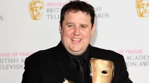 Peter Kay Tweets For The First Time Since Cancelling His Tour