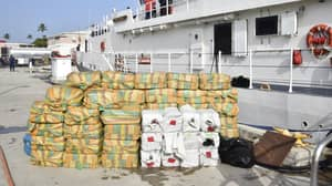 Royal Navy Help Seize More Than £160m Worth Of Drugs In Caribbean