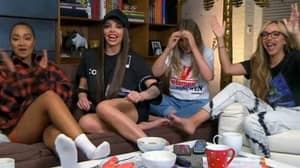 Little Mix Discuss 'Jam Jar Vaginas' On Celebrity Gogglebox