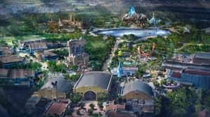 Disneyland Paris To Get £1.7 Billion Expansion Including New Marvel Areas