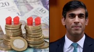 Rishi Sunak Confirms Return Of Five Percent Mortgages