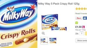 Supermarkets Are Selling Packs Of Crispy Rolls Cheaper Than Online Retailers