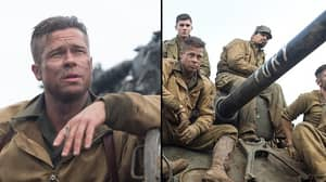 'Fury' Was Inspired By Real-Life Tank Warfare Stories