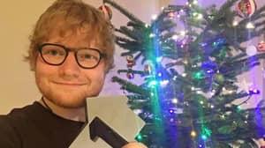 Ed Sheeran Is Christmas Number One
