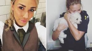 'First Dates' Waitress Laura Tott Is Actually An Ambulance Technician