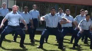 New Zealand Police Perform Powerful Haka Following Death Of Matt Ratana