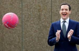 George Osborne Being Snubbed By Schoolchildren Is Hilarious