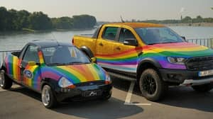 Ford Proudly Builds A 'Very Gay' Car In Response To Person's Homophobic Comment