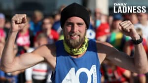 Man To Run Back-To-Back Marathons In Each US State To Raise £1m For Charity