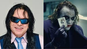 Watch Tommy Wiseau's Amazing Audition Tape For The Joker