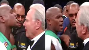 Logan Paul Was Docked Points For An Illegal Punch In KSI Fight