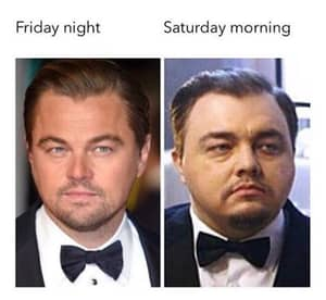 Our Favourite Overweight Leonardo DiCaprio Look-A-Like Is About To Smash It On The Small Screen