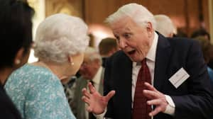The Queen And David Attenborough Share A Joke In ITV Documentary