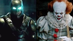 A Fan Has Created A 'Batman Vs Pennywise' Trailer And It Looks Amazing