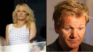 Pamela Anderson Calls Out Gordon Ramsay For Selling Foie Gras