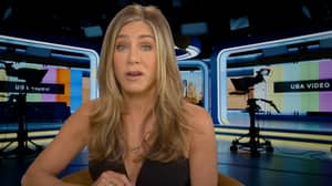 Jennifer Aniston Freaks Out After Thinking Interviewer 'Calls Her A Hooker'