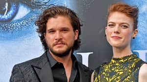 Kit Harington And Rose Leslie Have Announced Their Engagement In Classy Newspaper Announcement