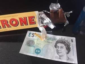 Lad Selling A 'Slice Of Pre-Brexit Britain' For A Laugh