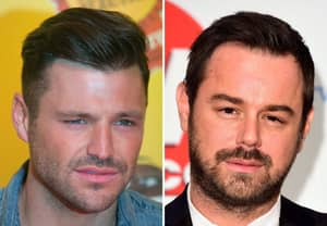 Danny Dyer And Mark Wright 'To Settle Their Score In A Charity Boxing Match'