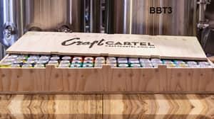 Bottle Shop Launches Australia's Largest Case Of Beer
