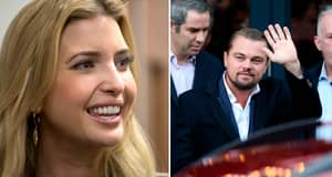 Leo DiCaprio Gave Ivanka Trump A DVD Of His Climate Change Documentary