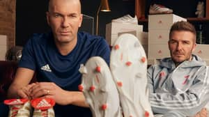 Adidas Celebrates 25 Years Of Predators With Beckham And Zidane Packages