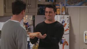 The Official Friends Cookbook Includes Joey's Meatball Sub