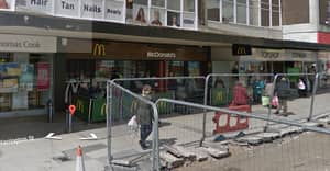 Boy Aged 12 And Three Teenagers Arrested After Man Dies Outside McDonald's