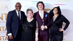 The Chase's Jenny Ryan Looked 'Unrecognisable' At National Television Awards