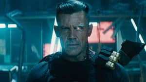 'Deadpool 2' Promos Have Got A Lot Weirder With Josh Brolin Naked With A Fish