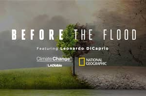 ​WATCH: We Live Streamed Leonardo DiCaprio's 'Before The Flood'