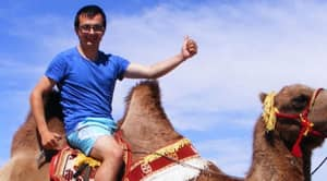 This Lad Traveled The World Off Just £55