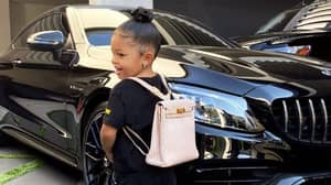 Kylie Jenner Gives Daughter Stormi $12k Backpack For First Day Of School