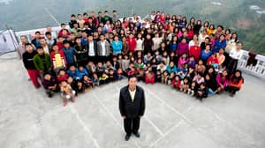 Dad To 'World's Largest Family' Dies Aged 76