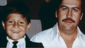 Pablo Escobar's Son Reveals What Life Was Like Growing Up In New Documentary