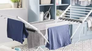 Aldi Is Bringing Back Its Heated Clothes Drier This Week
