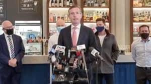 NSW Premier Ditches Permanent AUSLAN Interpreters As Part Of His Press Conferences