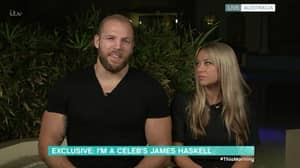 James Haskell Addresses I'm A Celebrity 'Bullying' Claims