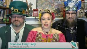 Troll, Leprechaun And Fairy Speak Out About Their Fairytale Throuple
