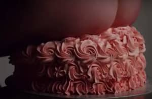 Watch A Range Of Naked Arses Flattening Cakes In This Brave New World