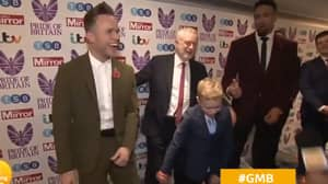 Jeremy Corbyn Tried To 'Floss' And People Can't Handle It